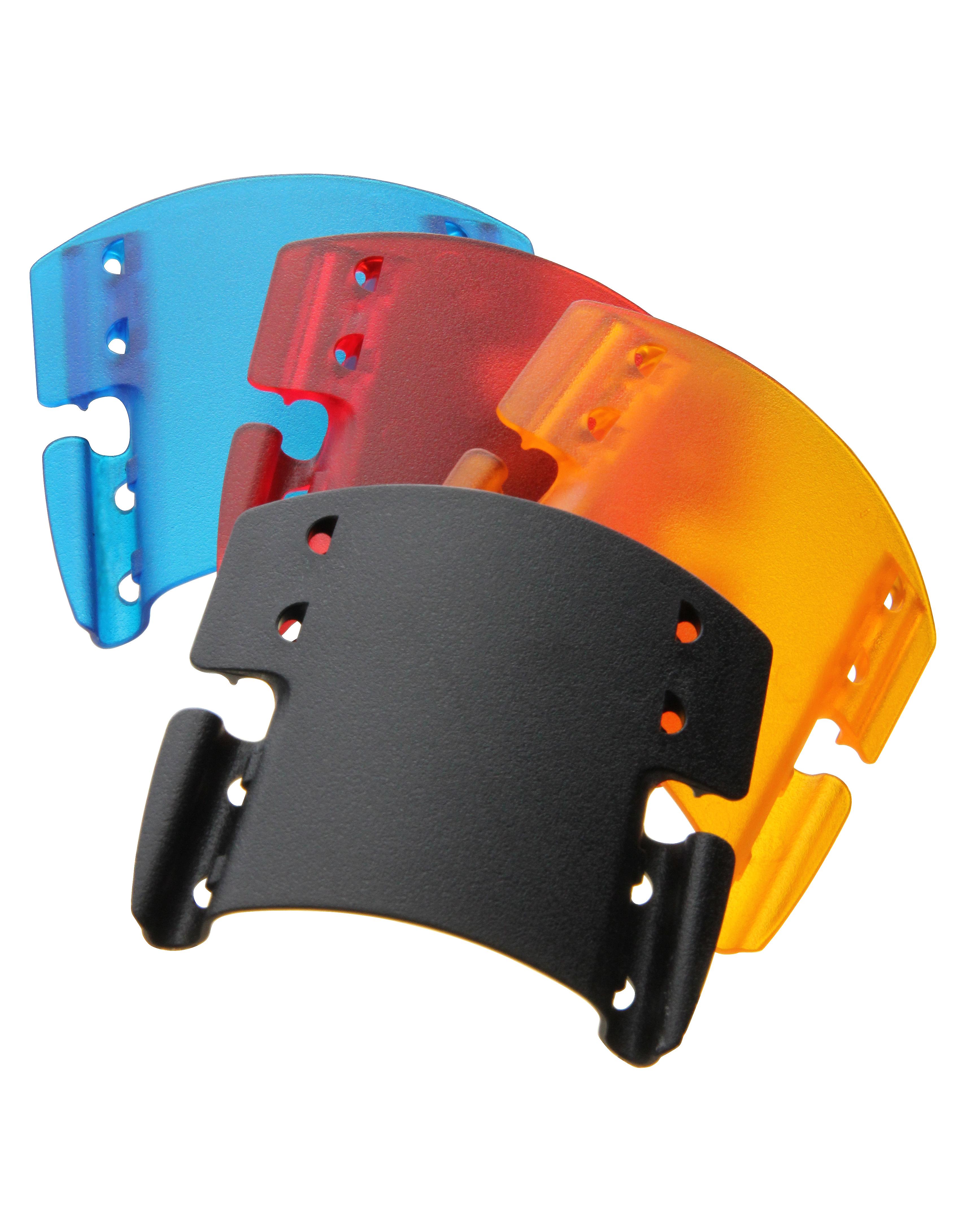 Color Guard Arm-Brace Protection Shield
